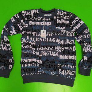 Balenciaga Sweaters Crewneck For Men